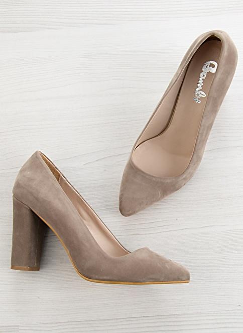 Bambi Ayakkabı Vizon